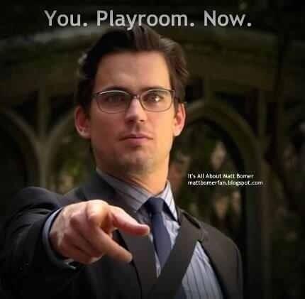 Matt I want you