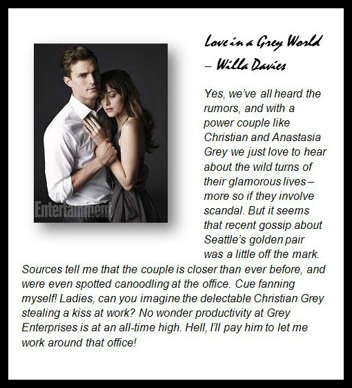 Chapter 64 | fifty shades of grey and more