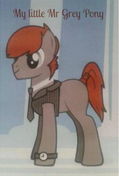 My little Cg pony 1