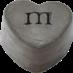 M heart