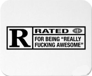 r rated