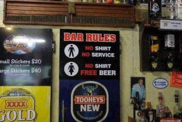 bar-rules